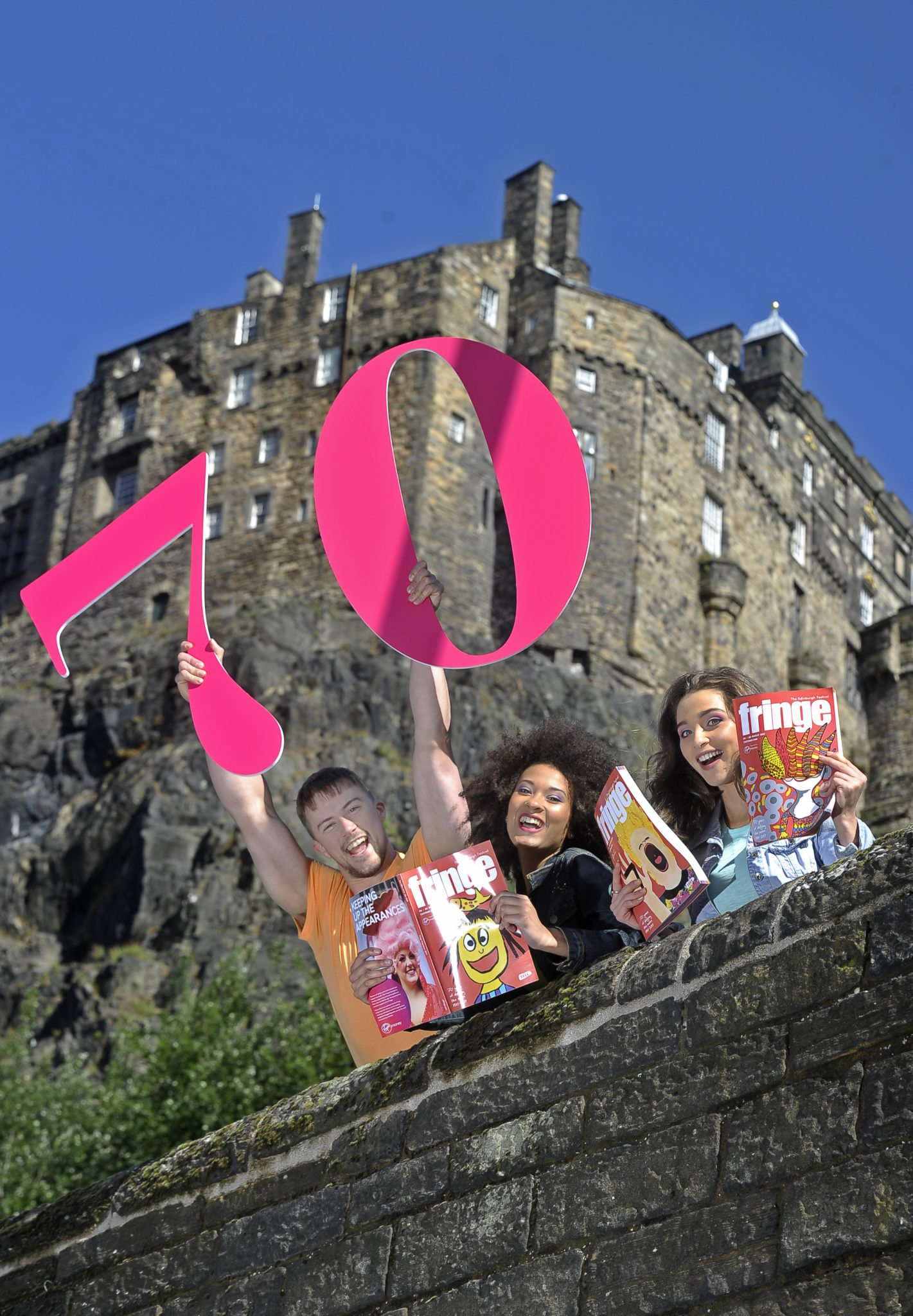 Get the most out of the Edinburgh Festival Fringe