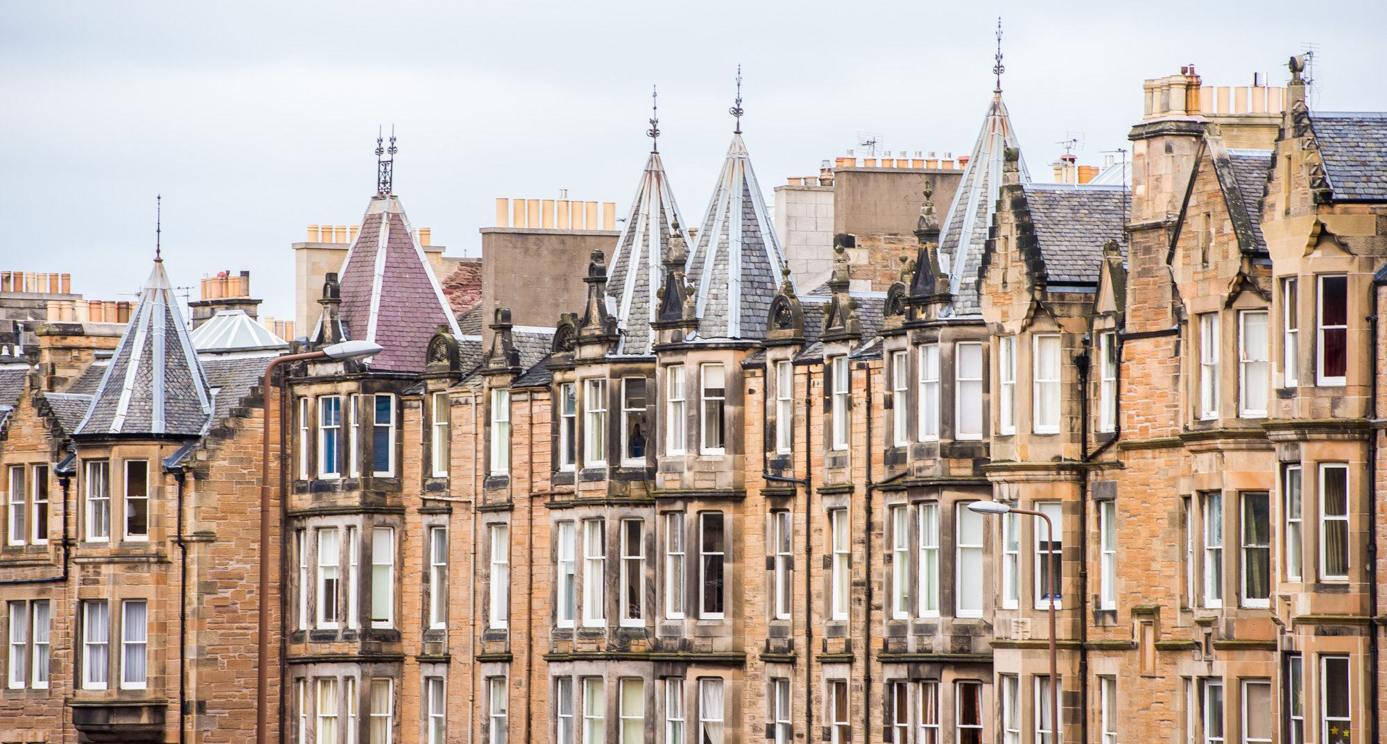 Five reasons to invest in Edinburgh property