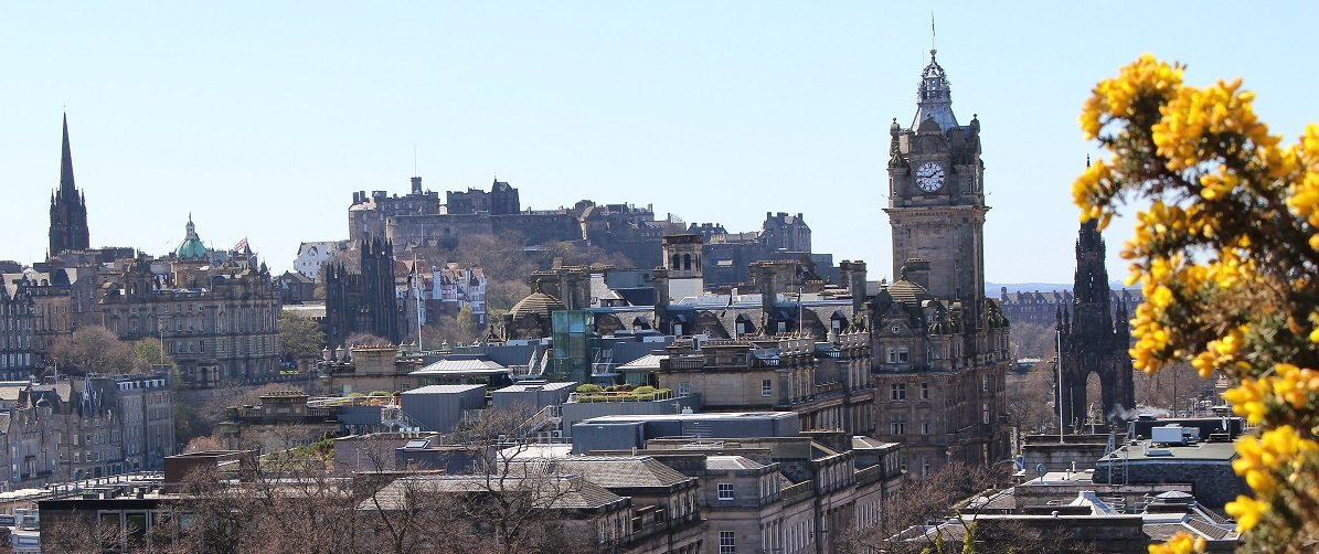 Our Favourite Streets in Edinburgh!