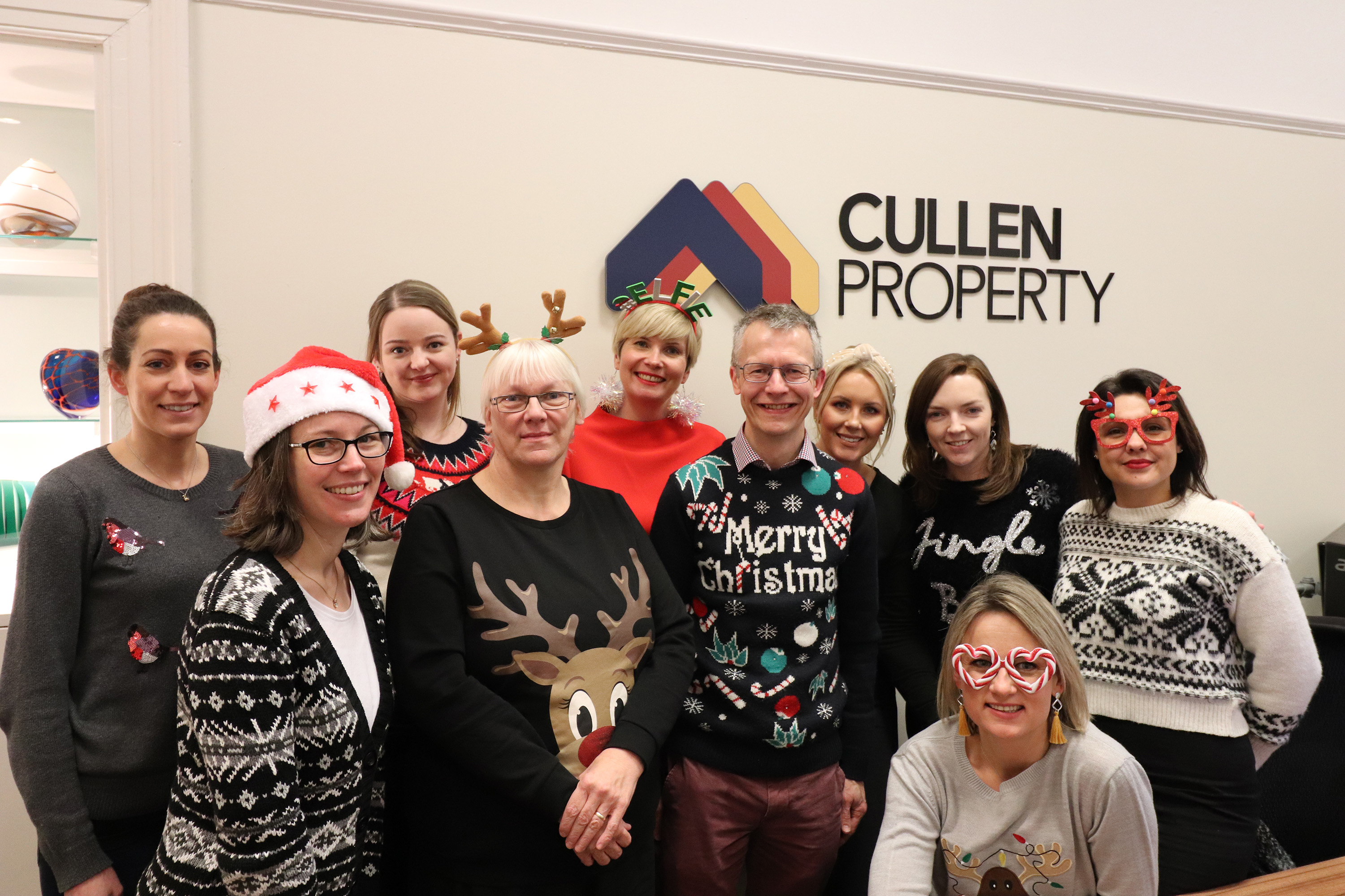 Happy Holidays from all at Cullen Property