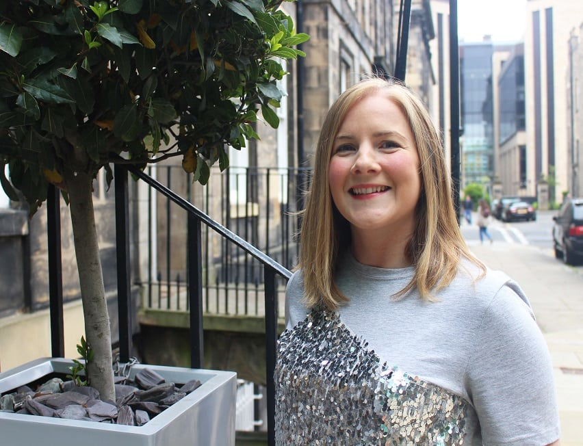 Mandy Forrest - Meet our new Edinburgh Property Manager
