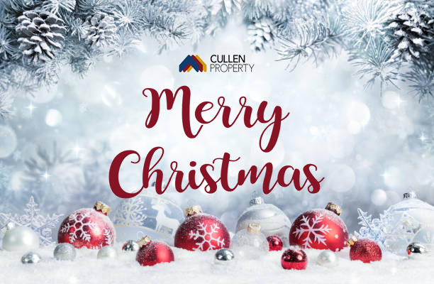 Merry Christmas from Cullen Property
