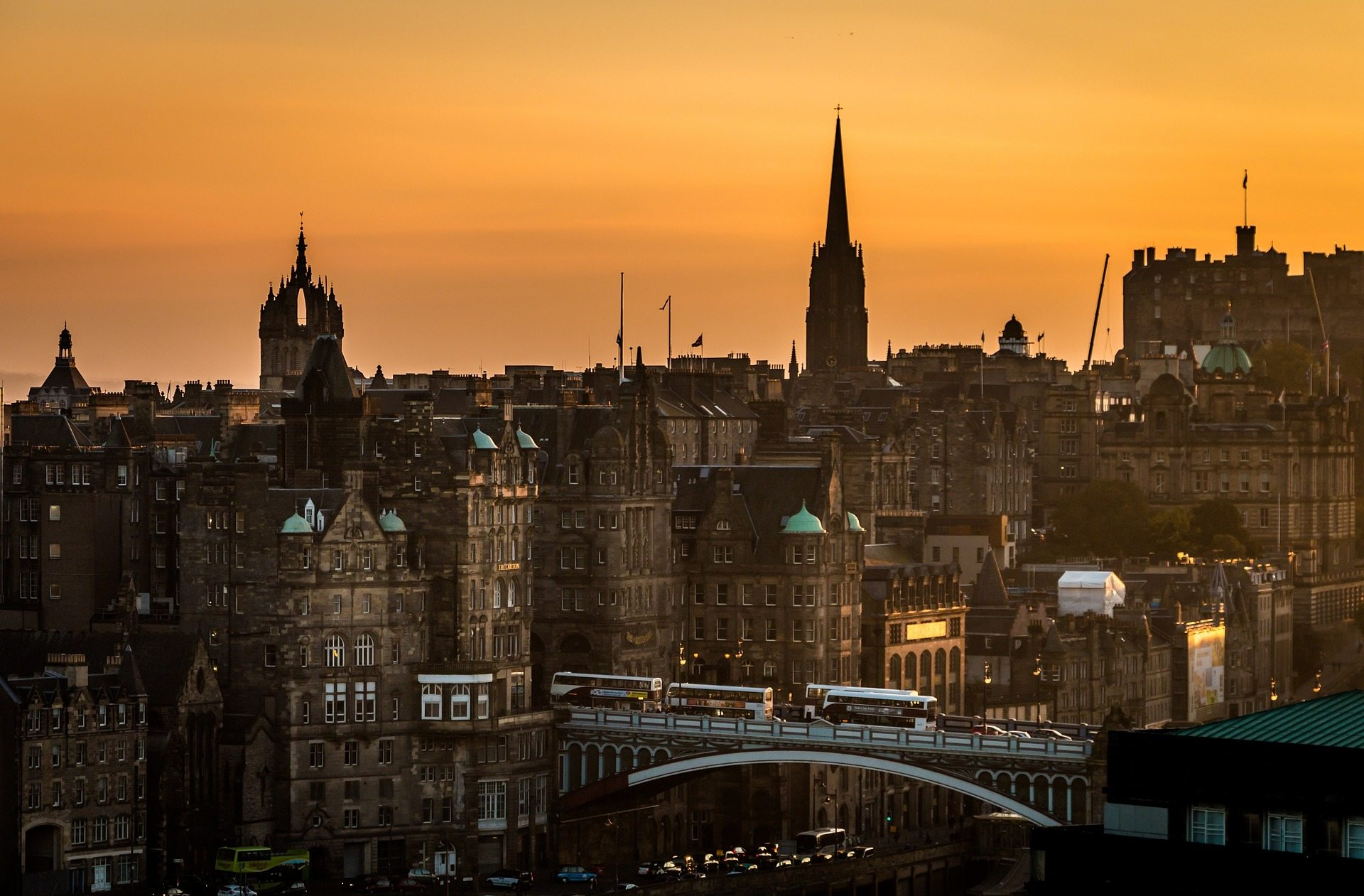 Why you'll love being a student in Edinburgh