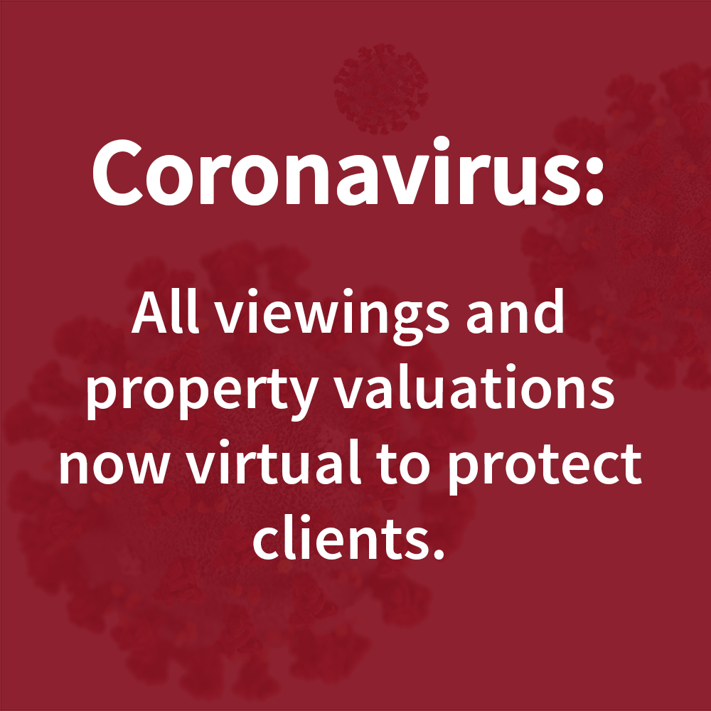 Virtual Viewings & Property Valuations : Coronavirus