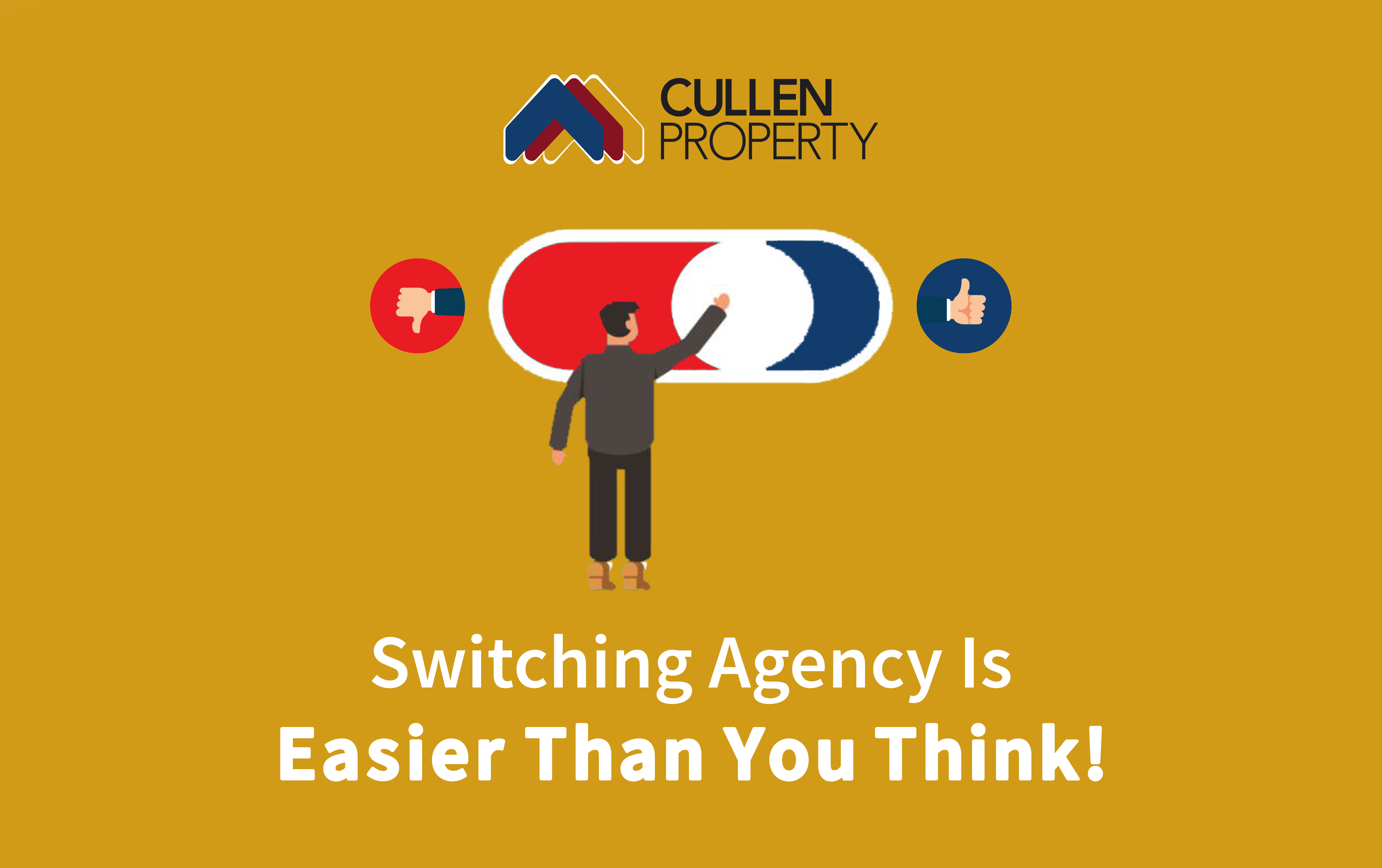 Switching Letting Agency? It's Easier Than You'd Think!